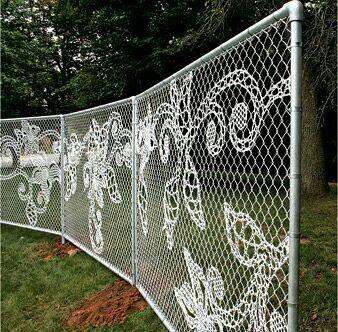 Gledhill Fence Art