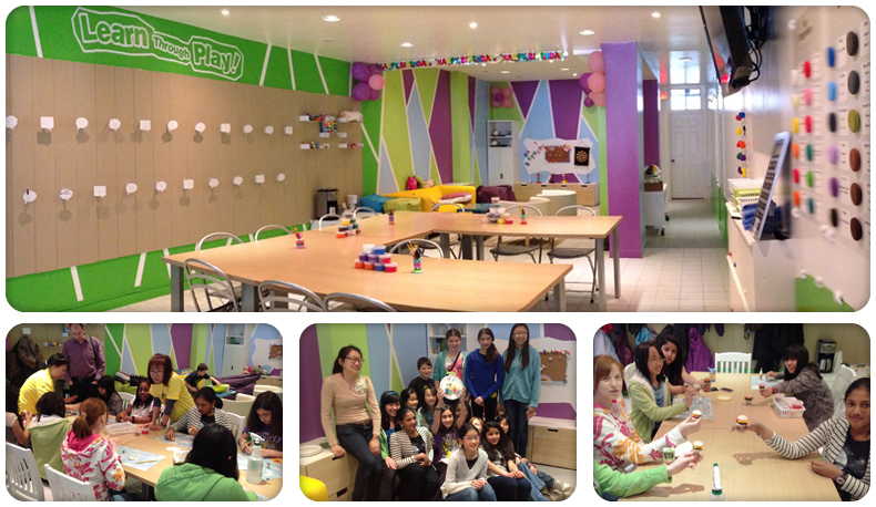 Jumping Clay - Culture Days