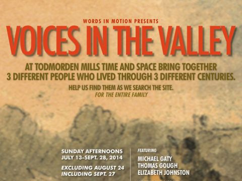 Voices in the Valley - Culture Days