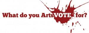 Who Do You ArtsVote For?