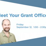 Meet Your Grant Officer