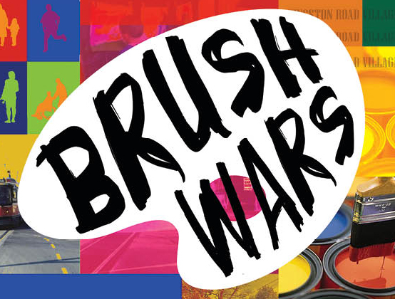 Brush Wars