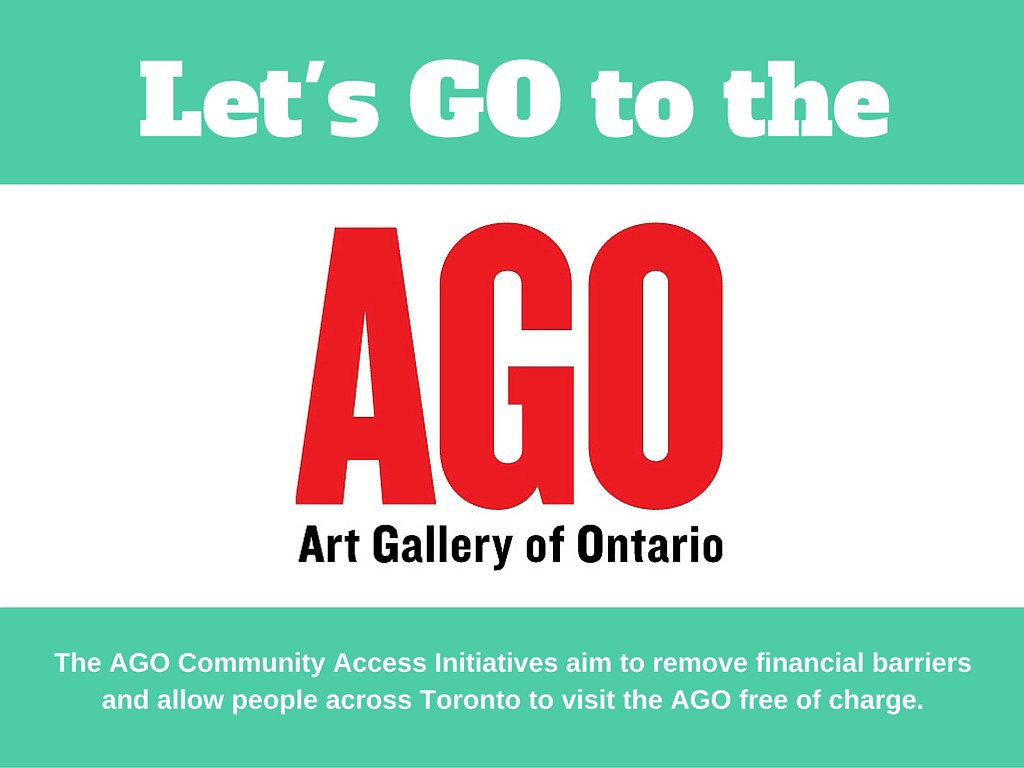 Let's GO to the AGO