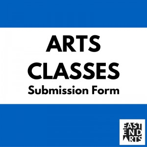 Arts Classes Submission Form