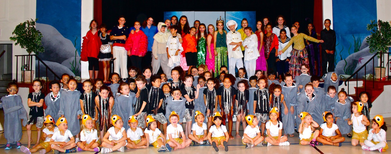 Children's Arts Theatre School Summer Camp 2015