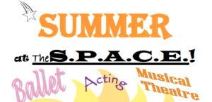 The SPACE Summer Camp 2015