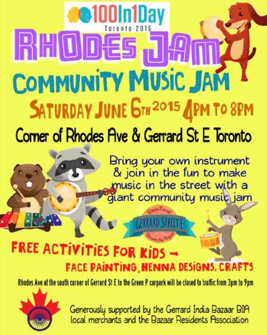 Rhodes Jam
