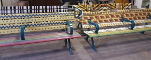 STEPS Benches