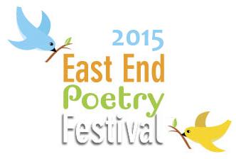 East End Poetry Festival 2015 logo