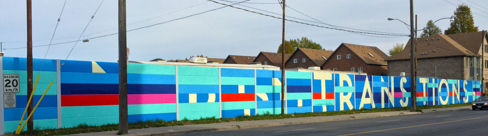 Transitions Mural