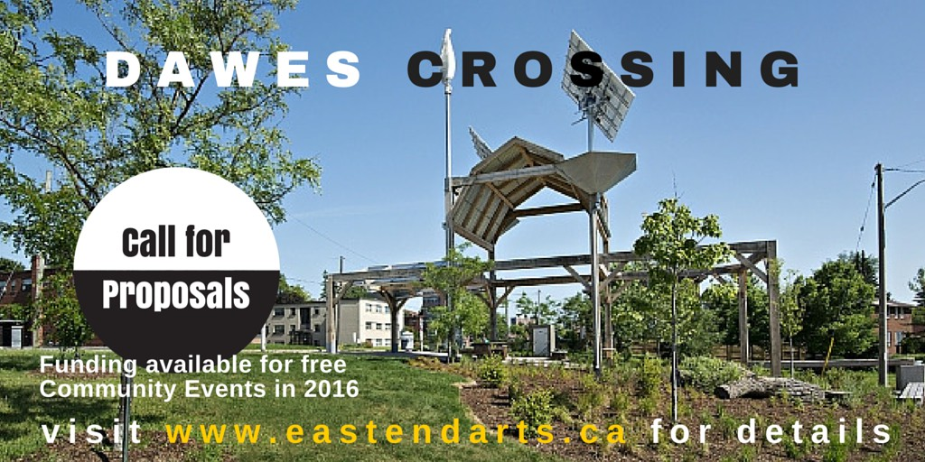 Dawes Crossing 2016 Call for Proposals