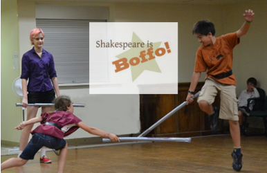 Shakespeare is Boffo_March Break Camp 2016