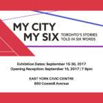 My City My Six Exhibition