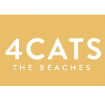 4 Cats The Beaches_logo