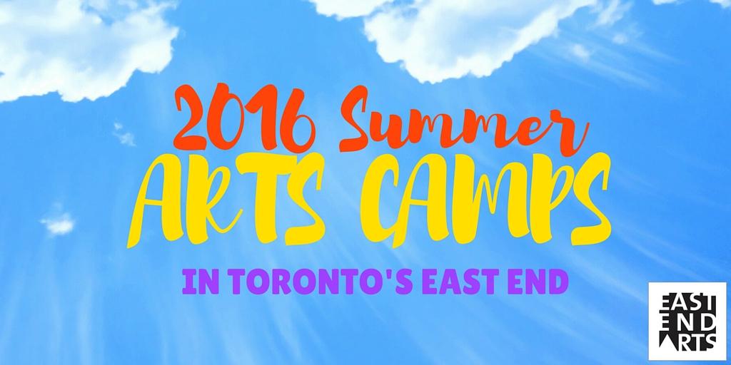 2016 Summer Arts Camps_web