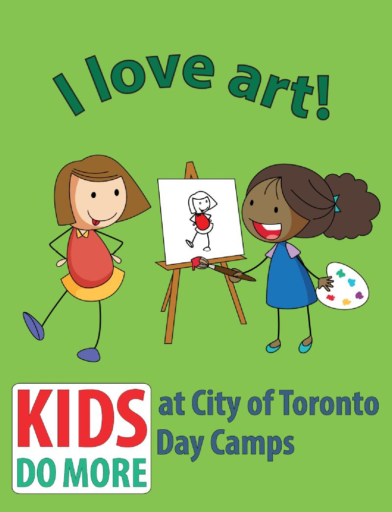 City of Toronto Summer Camps 2016