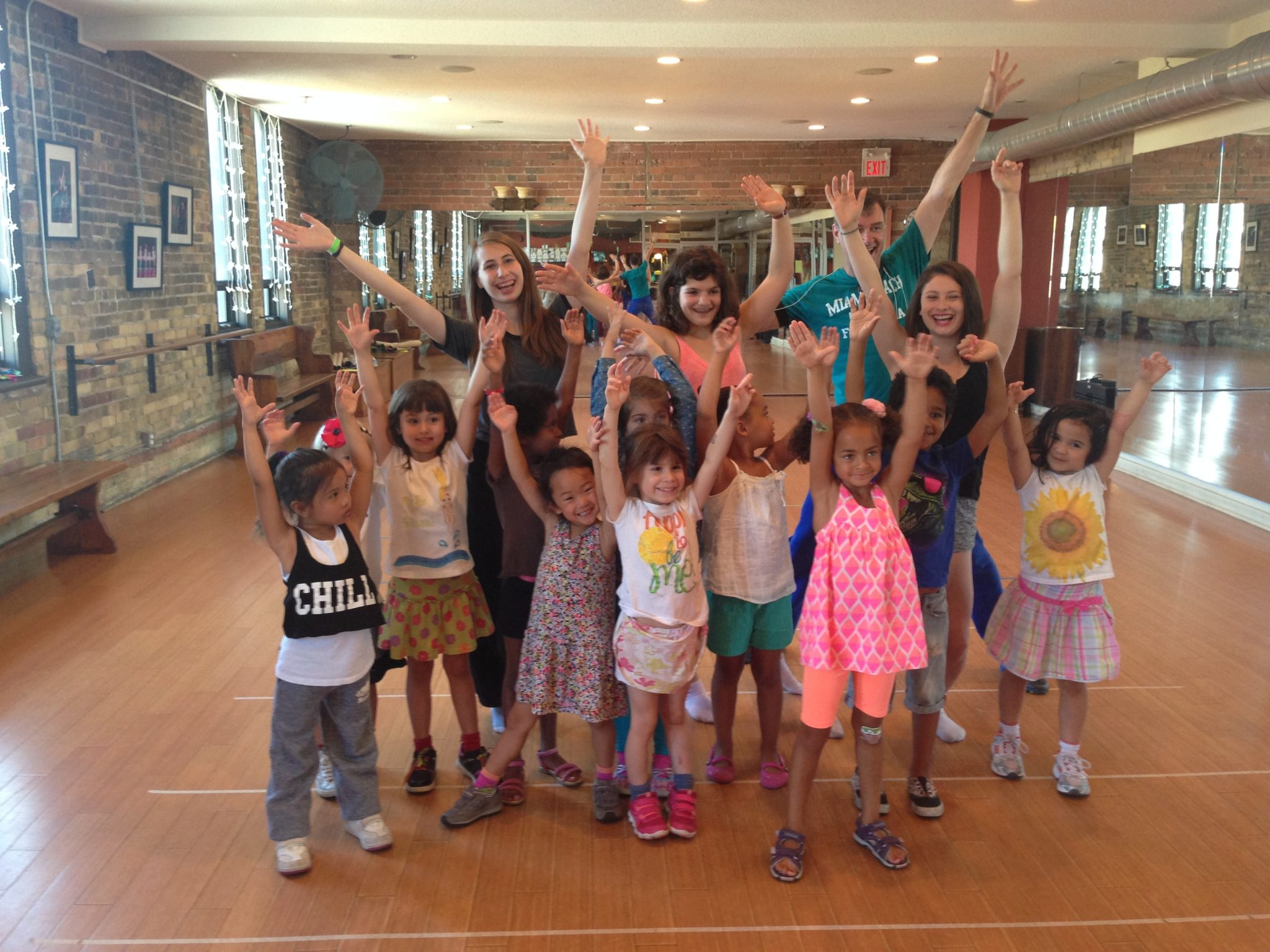 Joy of Dance_2016 Summer Camp