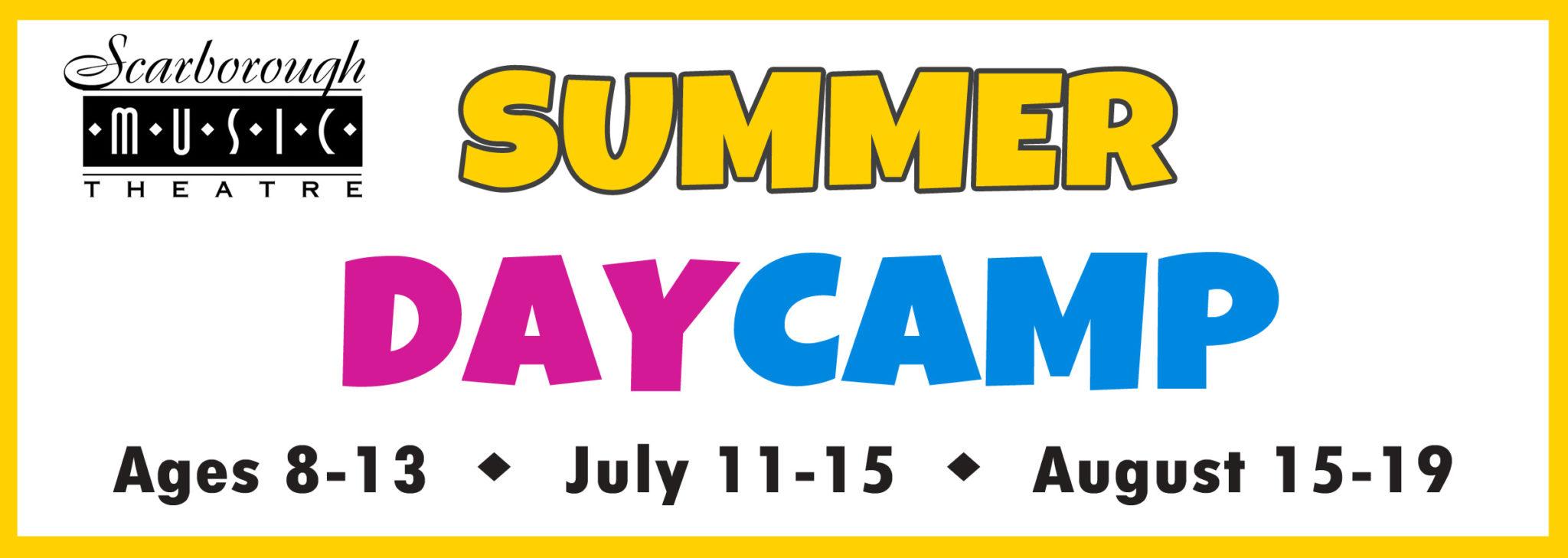 Scarborough Music Theatre_Summer-Camp