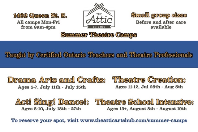 The Attic Summer Camp_2