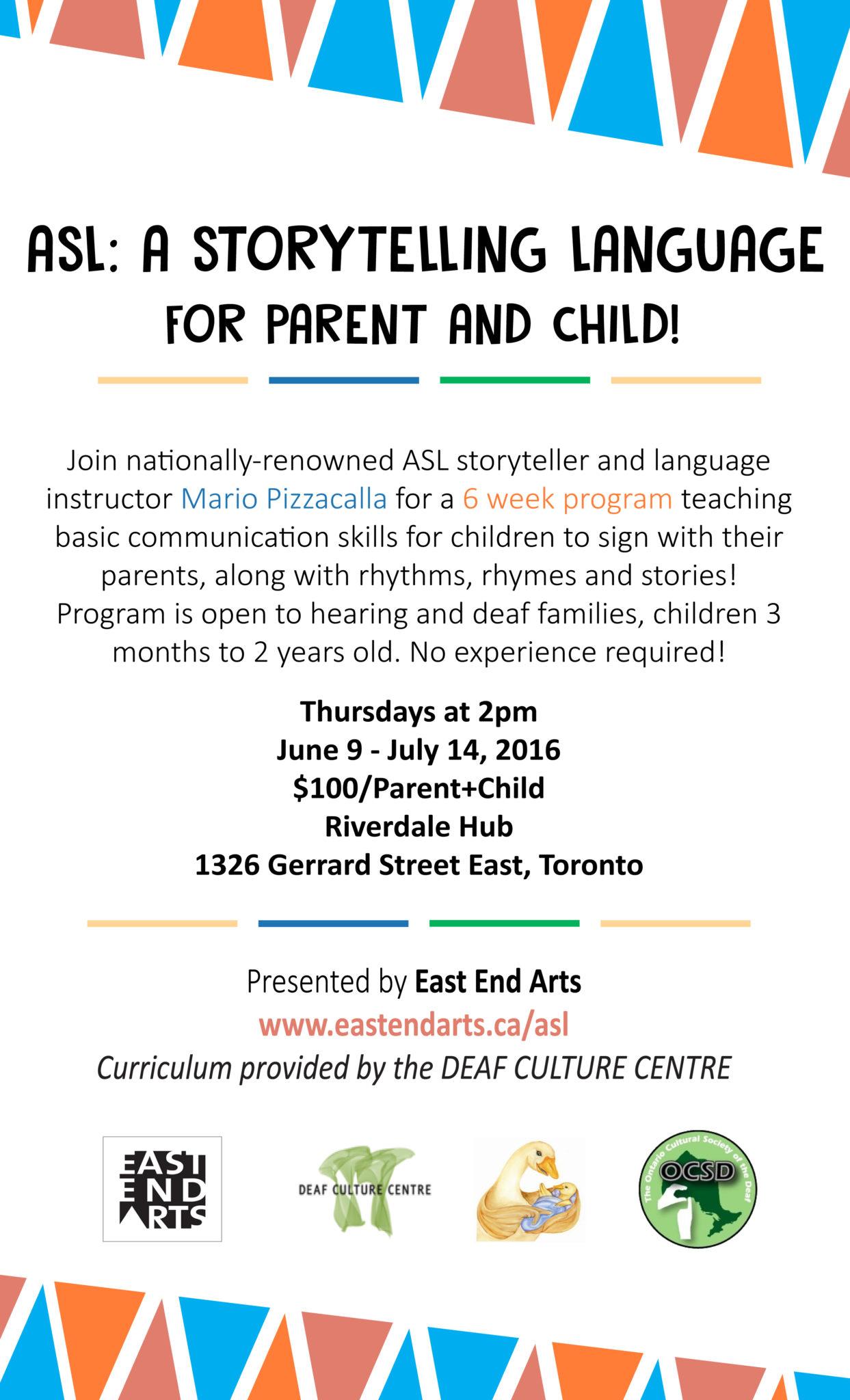 ASL A Storytelling Language
