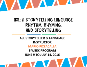 ASL – A Storytelling Language