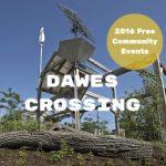 Spring 2016 at Dawes Crossing