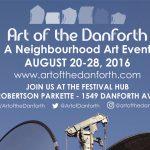 Art of the Danforth 2016
