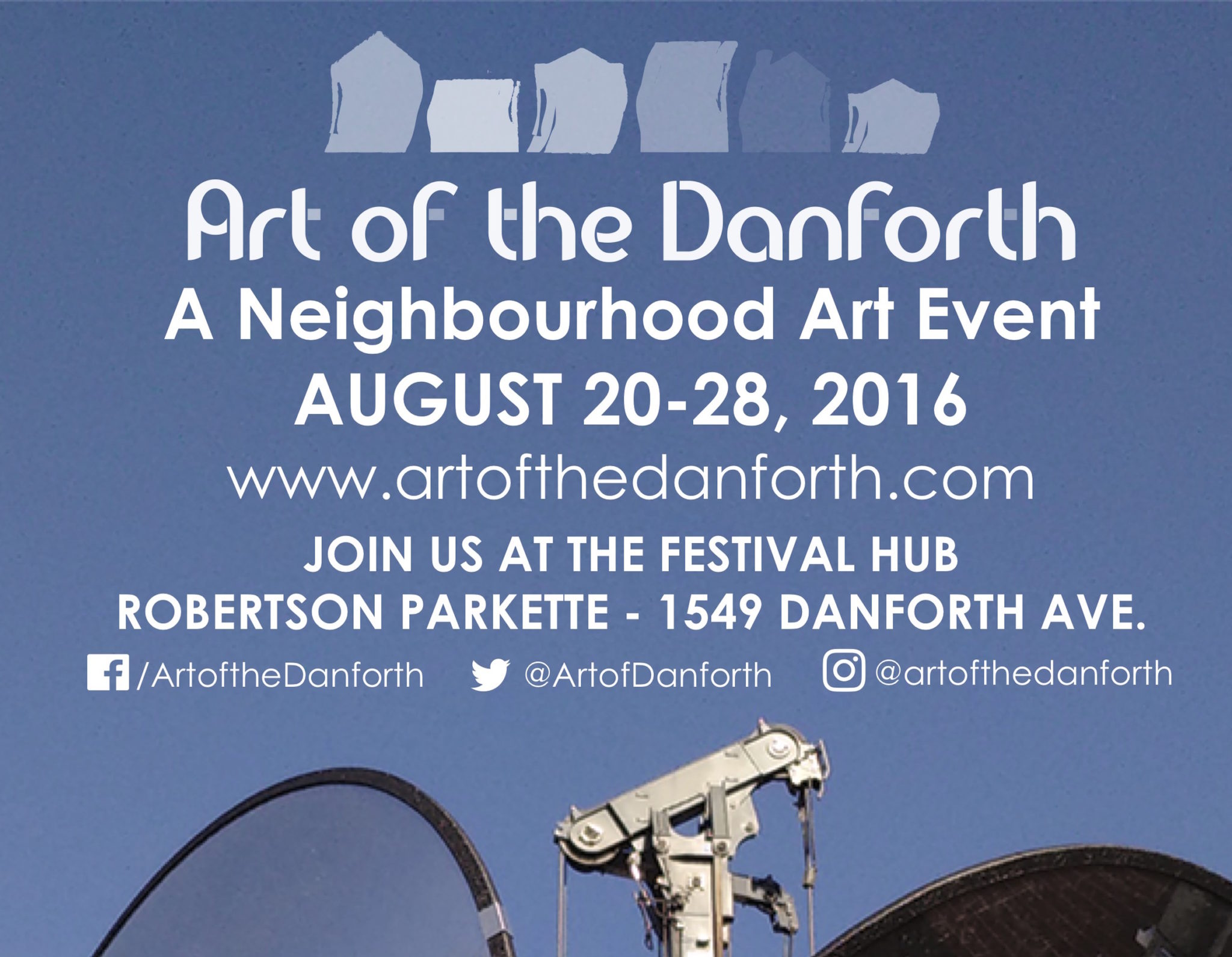 Art Of The Danforth 2016