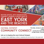 Cultural Hotspot Community Connect