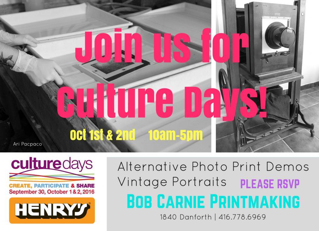 Culture Days Postcard Bigger