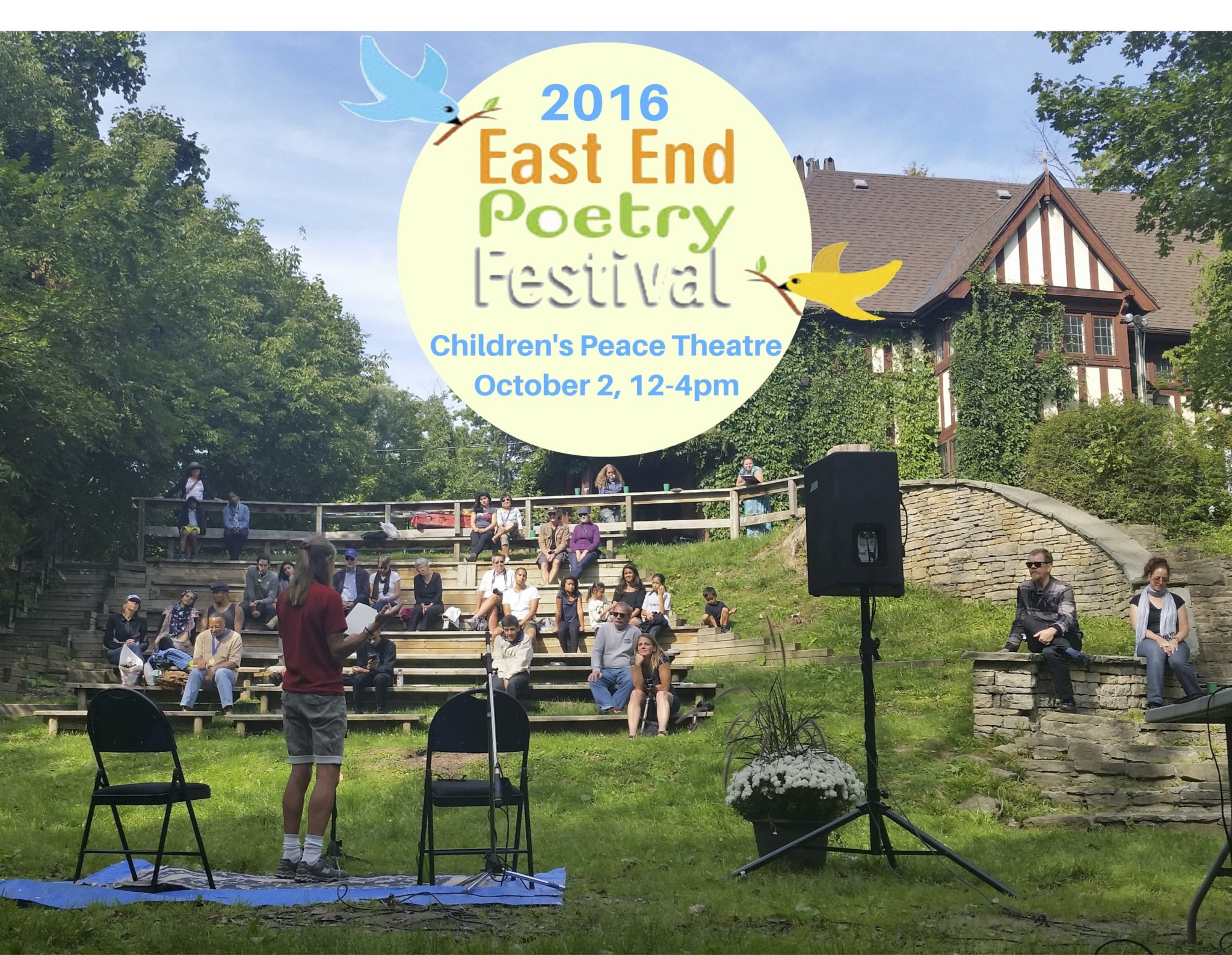 2016 East End Poetry Festival