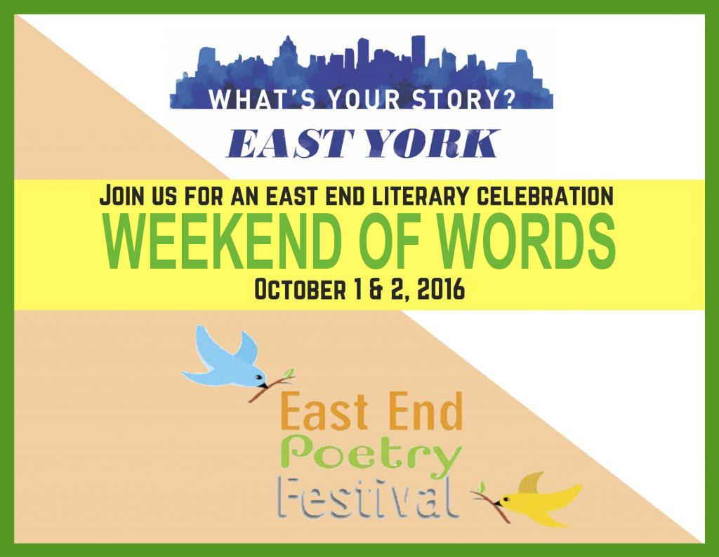 Weekend Of Words