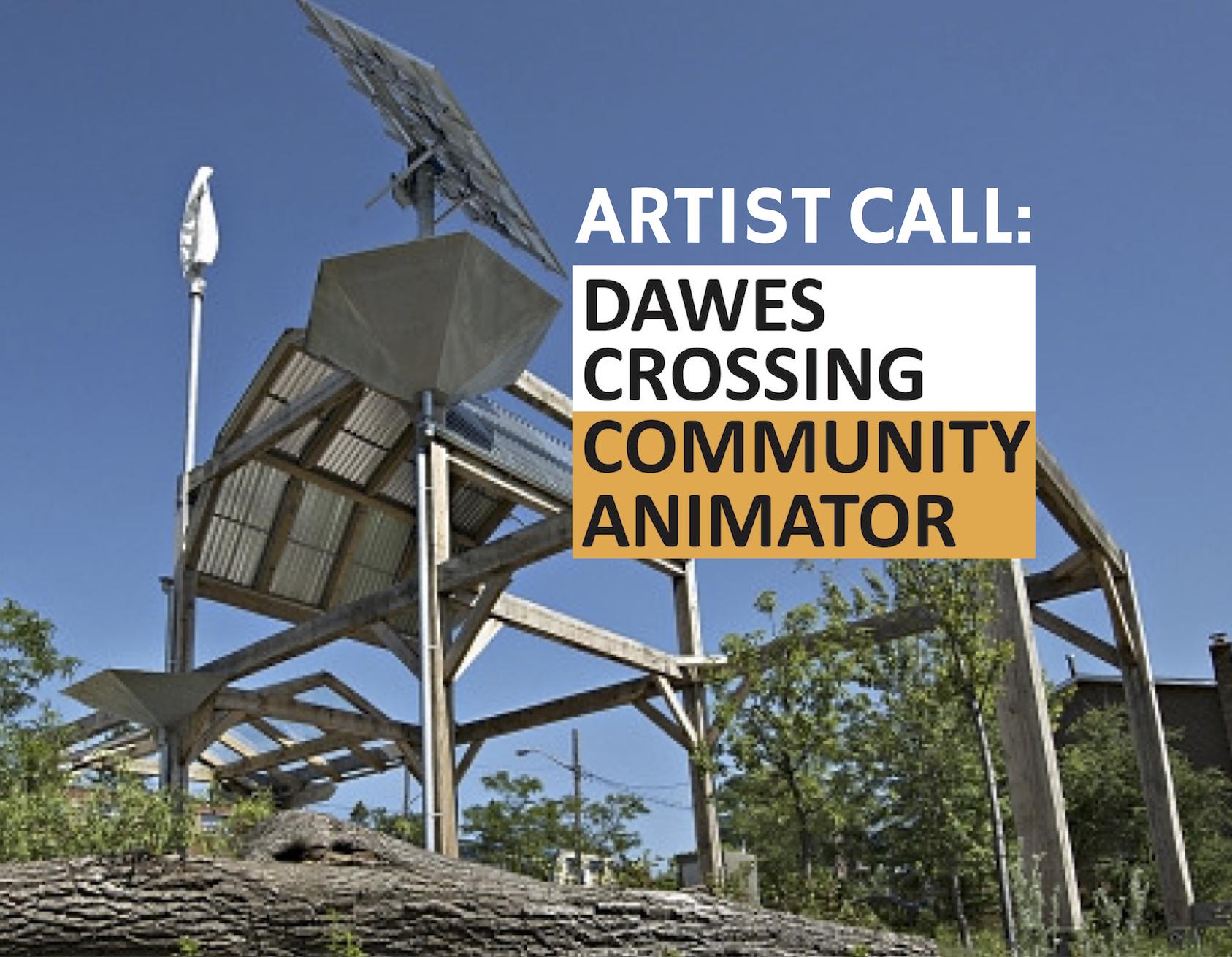 Artist Call: Dawes Crossing Community Animator