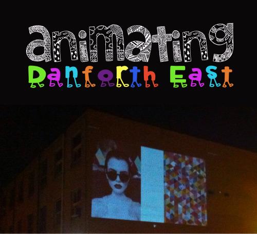 Animating Danforth East