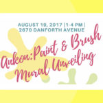 Ankon: Paint & Brush – Mural Unveiling