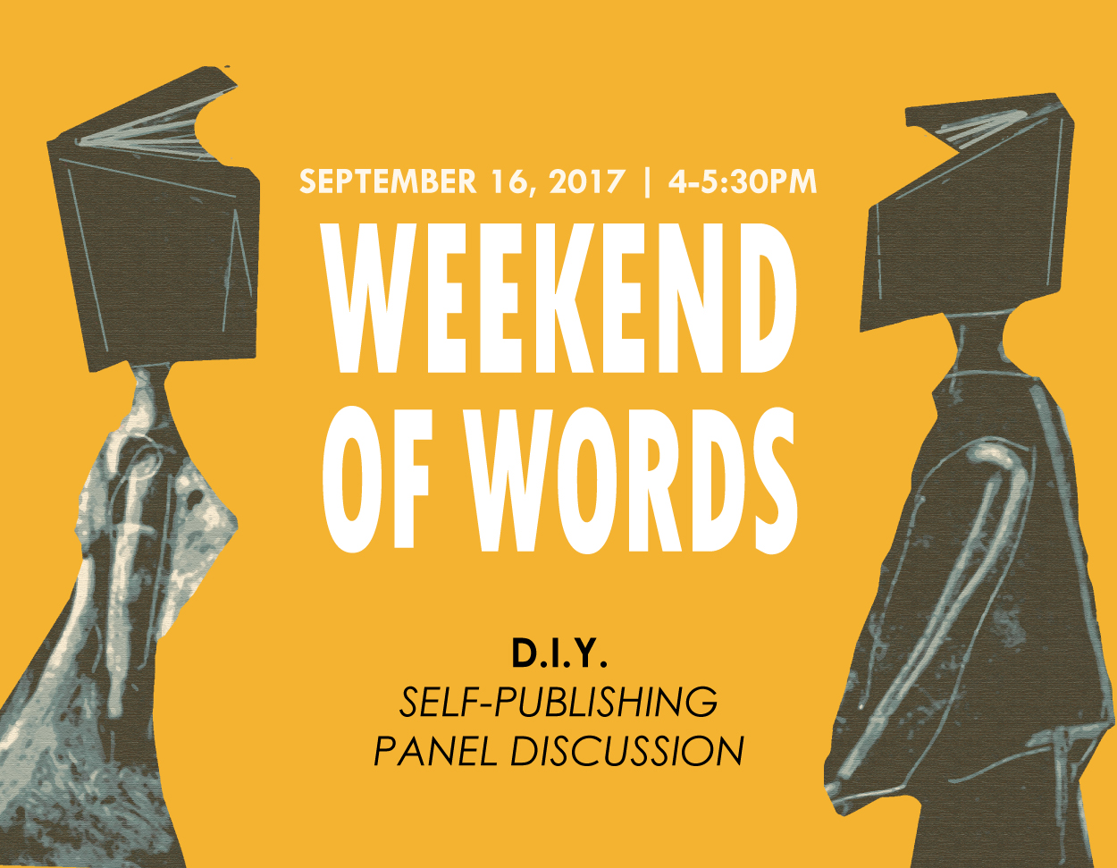 D.I.Y. Self-Publishing Panel Discussion