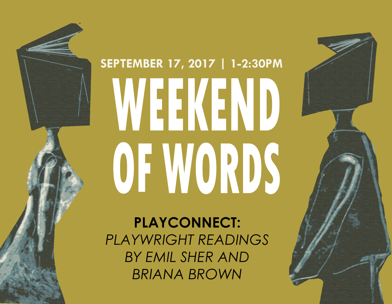 PlayConnect:Playwright Readings