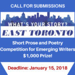 Call for Submissions: What's Your Story?