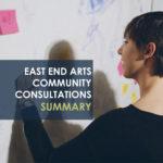 Community Consultations Summary