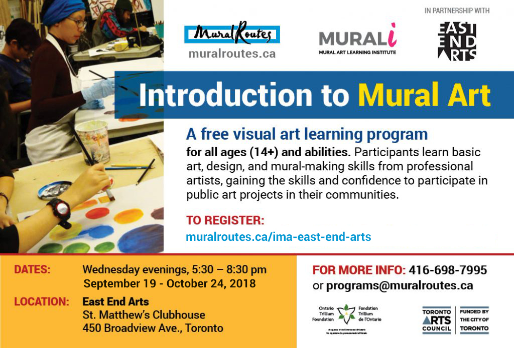 Introduction To Mural Art