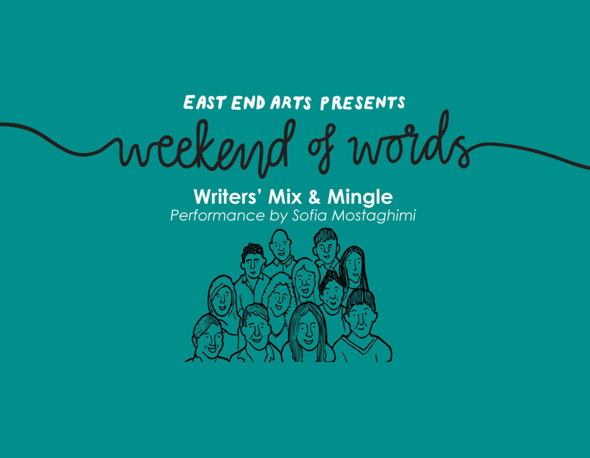 Writers' Mix & Mingle