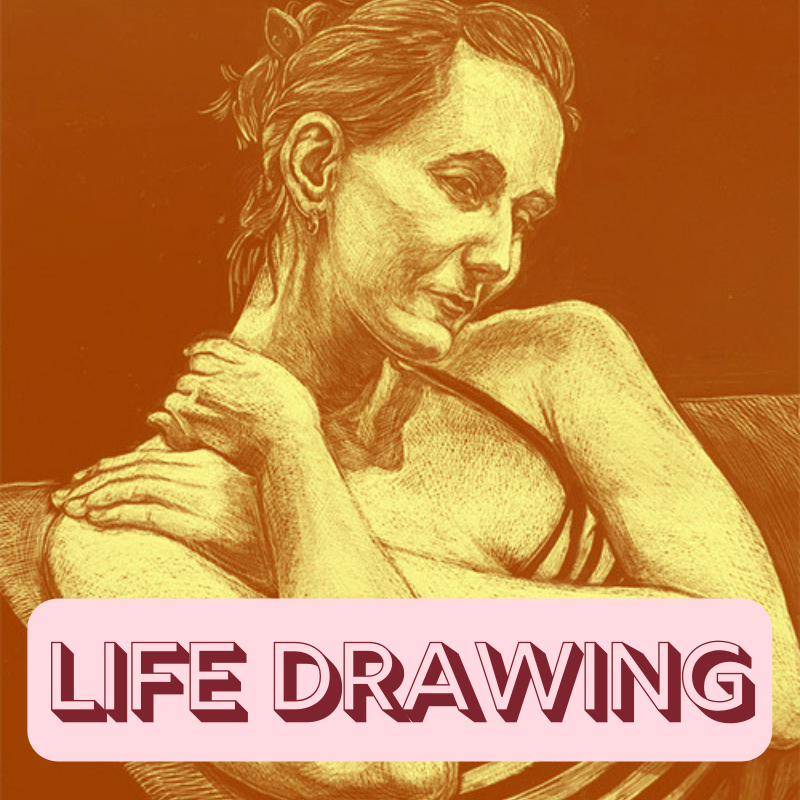 Life Drawing 2019
