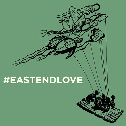 #EastEndLove