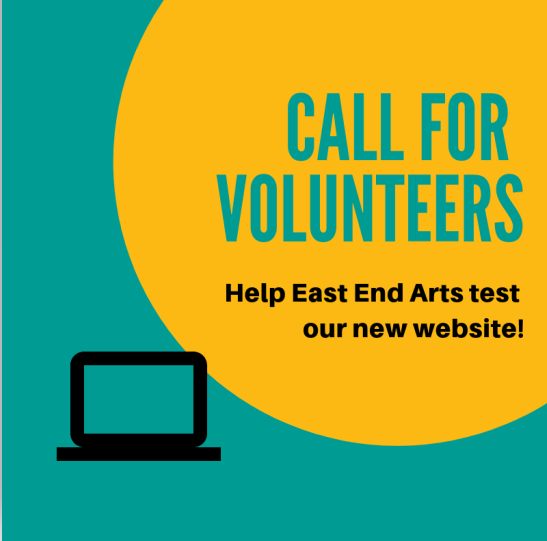 Call For Volunteers – Website Testing