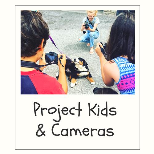 Project Kids & Cameras