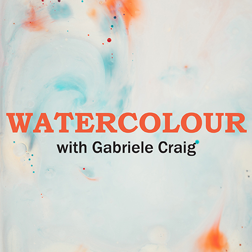 Watercolour With Gabriele