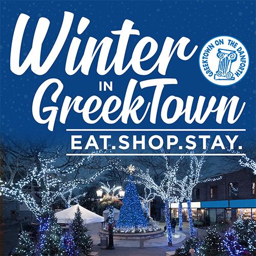 Winter In GreekTown