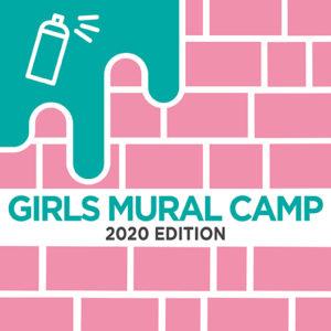 Girls Mural Camp 2020