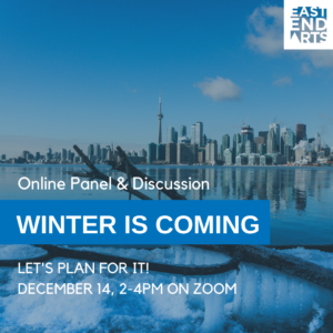 Winter Is Coming: Let's Plan For It!
