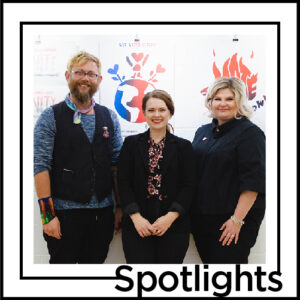 January Staff Spotlights